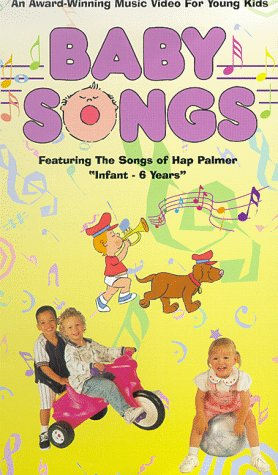 Baby Songs [VHS]