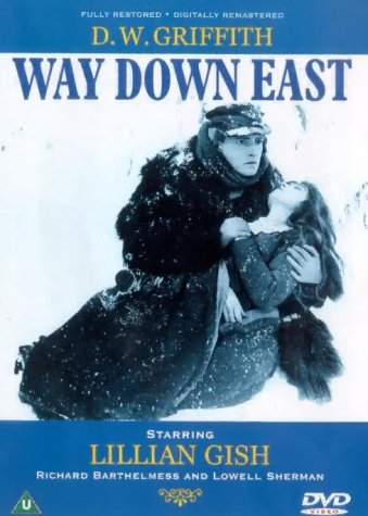 Way Down East [1920] [DVD]