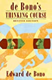 img - for De Bono's Thinking Course, Revised Edition book / textbook / text book