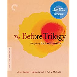 The Before Trilogy [Blu-ray]