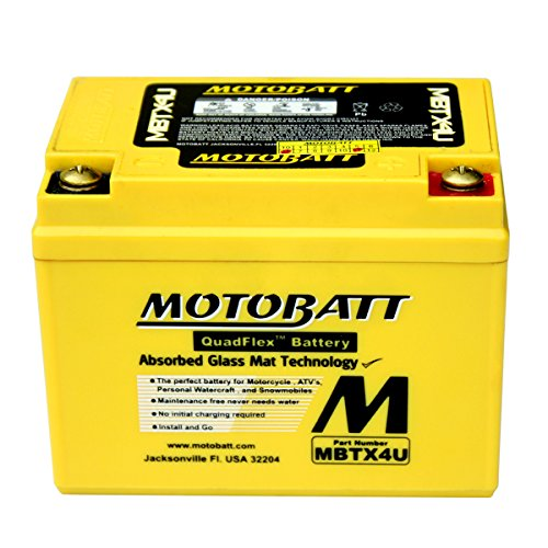 NEW MOTOBATT BATTERY FOR YAMAHA DT50