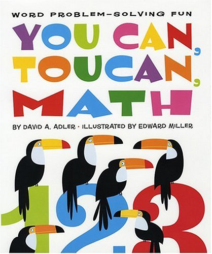 You Can, Toucan, Math: Word Problem-Solving Fun (You Can Toucan compare prices)