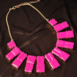 Hot Chip Statement Necklace - Great Quality