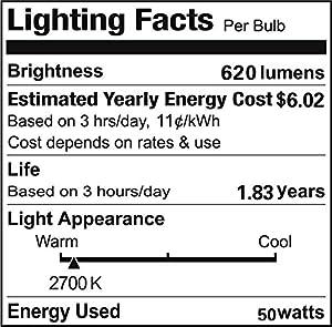 VSTAR JDD Type 150W 110-130V Frosted Halogen Light Bulb, Replacement Modeling Bulb for Photo Studio Strobe Lighting,Pack of 4