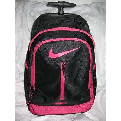 Amazon.com : Nike Rolling Backpack Computer Laptop Sleeve