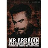The Complete Mr. Arkadin (The Criterion Collection) ~ Orson Welles