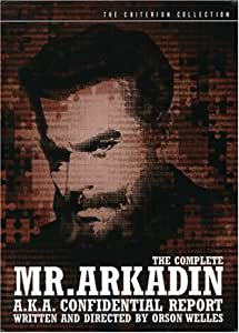 The Complete Mr. Arkadin (The Criterion Collection)