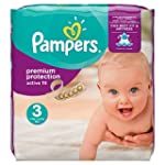 Pampers - Active Fit - Couches Taille...
