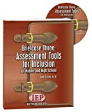 img - for Briefcase Three: Assessment Tools for Inclusion for Middle and High School book / textbook / text book