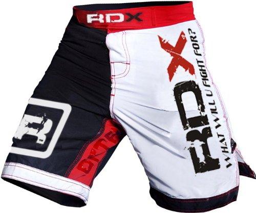 RDX Fight Shorts UFC MMA Grappling Short Kick Boxing nh, S (29