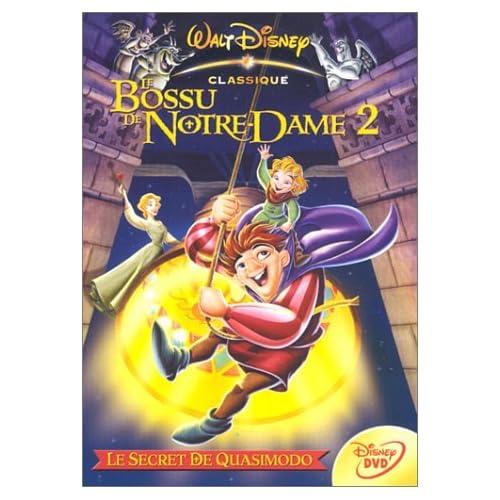 Disney   Le Bossu de Notre Dame 2 preview 0