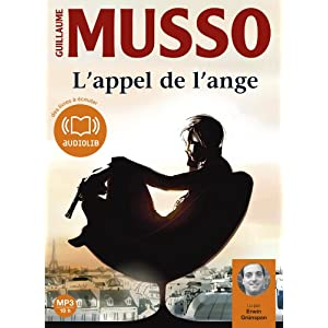 L'appel de l'ange: Livre audio 1 CD MP3 - 695 Mo