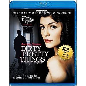 Dirty Pretty Things [Blu-ray]
