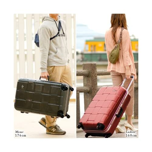 スーツケース キャリーケース ハード 旅行かばん Bianchi ビアンキ bchc1520 4.カーボンホワイト