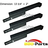 bbq-parts Charbroil Replacement Cast-Iron Grill Pipe Burner CBD901 -3pack