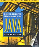 img - for Object-Oriented Programming With Java (Books24x7) book / textbook / text book