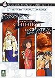 echange, troc Coffret Hayao Miyazaki : Princesse Mononoké / Le Voyage de Chihiro / Le château dans le ciel - Coffret 3 DVD