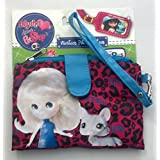Littlest Pet Shop Blythe Vacation Pet Collection Purse Carry Case! Wrist-let Rock N Roll