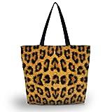 Sac Epaule imprimé léopard