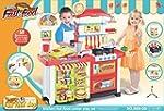 CHILDRENS KIDS KITCHEN COOKING ROLE P...