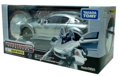 TRANSFORMERS バイナルテック BT20 マイスター feat. マツダ RX8 MAZDA SPEED version II