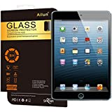 iPad Mini Screen Protector,by Ailun,Tempered Glass,for Apple iPad Mini 1/2/3,9H Hardness,Curved Edge,Ultra Clear,Anti-Scratch,Bubble Free,Anti-Fingerprint&Oil Stain,Case Friendly-Siania Retail Package