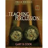 Teaching Percussion (with 2-DVD Set) ~ Gary Cook