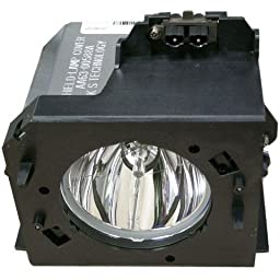 Samsung HLN617W DLP Television Assembly with High Quality Original Bulb Inside