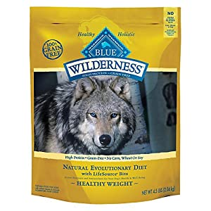 Blue Buffalo Wilderness Healthy Weight Chicken Dry Food for Adult Dogs