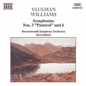 "Symphony No. 3, ""Pastoral Symphony"": I. Molto moderato"