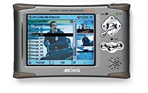 Archos AV400 20GB MP3/MP4 Player/Recorder with Video Cradle
