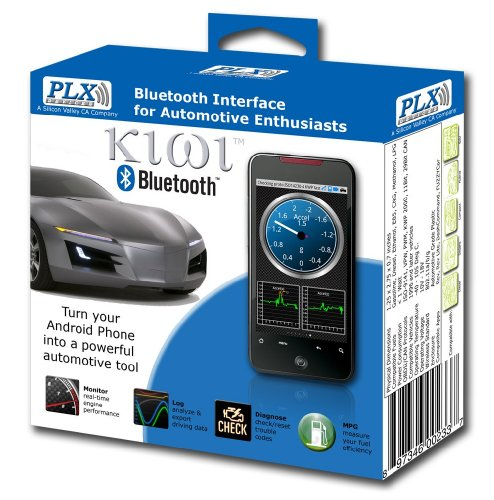 PLX Devices Kiwi Bluetooth