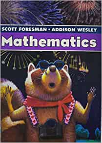 SCOTT FORESMAN MATH 2004 RETEACHING MASTERS/WORKBOOK GRADE 4