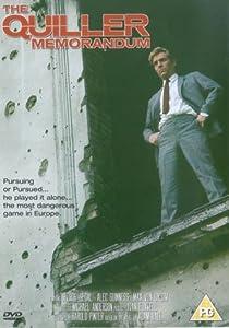 The Quiller Memorandum Dvd 1967 Amazon Co Uk George