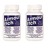 Armour Etch Cream, 10-Ounce (2Pack) (Tamaño: 2Pack)