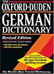 The Oxford-Duden German Dictionary: G...