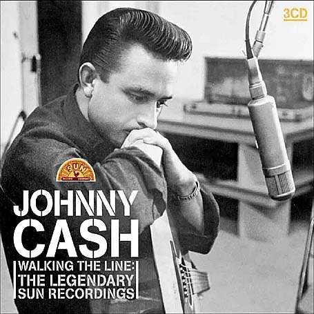 Johnny Cash - Walking The Line: The Legendary Sun Recordings (3CD) - Zortam Music