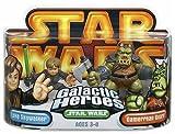 Hasbro 85397 Star Wars Galactic Heroes Mini-Figure 2 Pack - Luke Skywalker and Gamorrean Guard