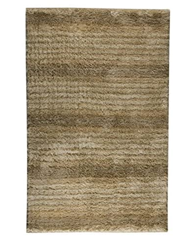 MAT The Basics Delhi Rug, Cream, 5' x 8'