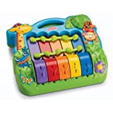 Fisher-Price Rainforest Rainbow Pianoby Fisher-Price