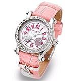 Alessandra Olla (アレサンドラ・オーラ) 腕時計 ムービングハート AO-4100-2-PK レディース