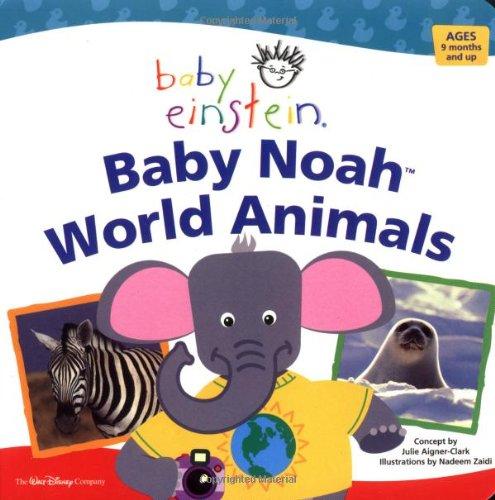Baby Einstein: Baby Noah World Animals front-497799