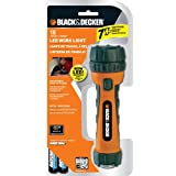 Rayovac Black & Decker BD2AALED-B LED Rubber Work Light, 2 AA Batteries Included at Sears.com
