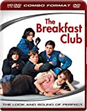 Cover art for  The Breakfast Club (Combo HD DVD and Standard DVD)