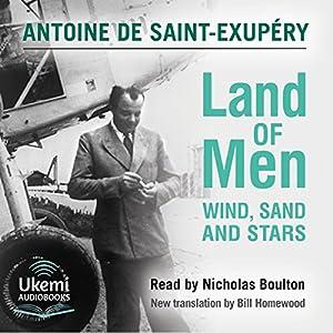 Land of Men Audiobook
