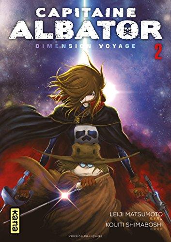 Capitaine Albator - Dimension Voyage, tome 2