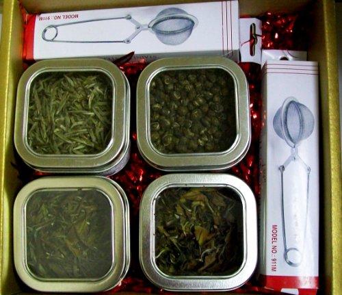 Jasmine Silver Needle Tea