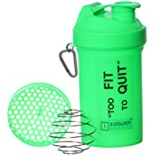 5 O'Clock Sports Fat Boy Shaker Bottle - 600 Ml