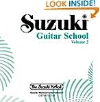 Suzuki Guitar School, Vol 2