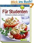 F�r Studenten (Minikochbuch): Preiswe...